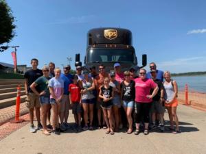 2019 Paducah Big Brown Truck Pull