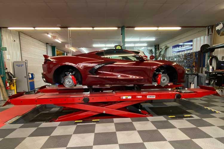 Corvette Certified Auto Body