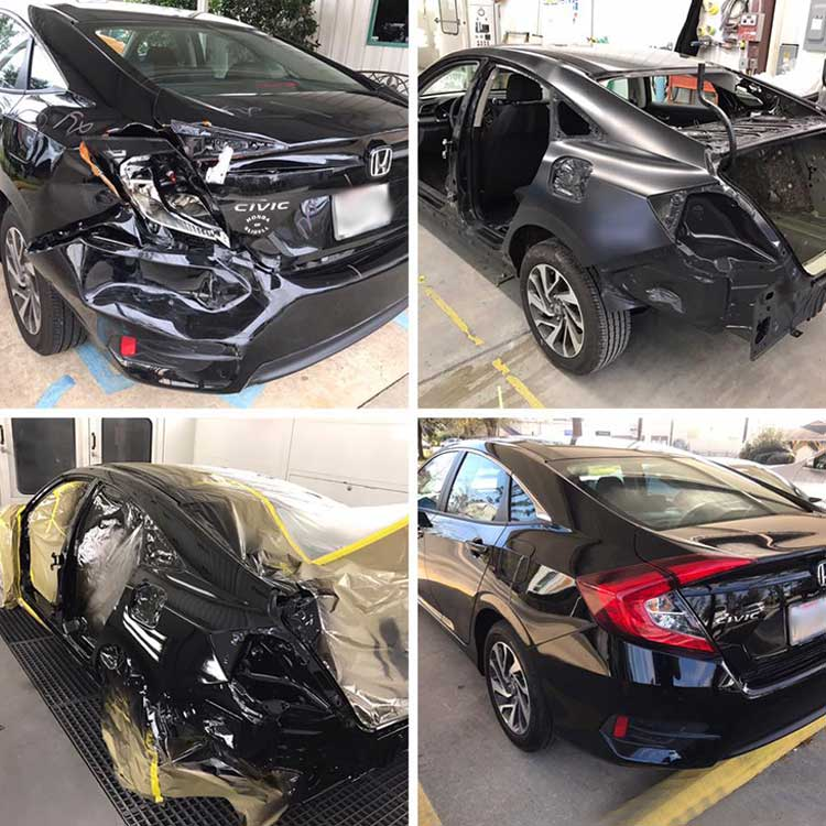 Honda Before and After