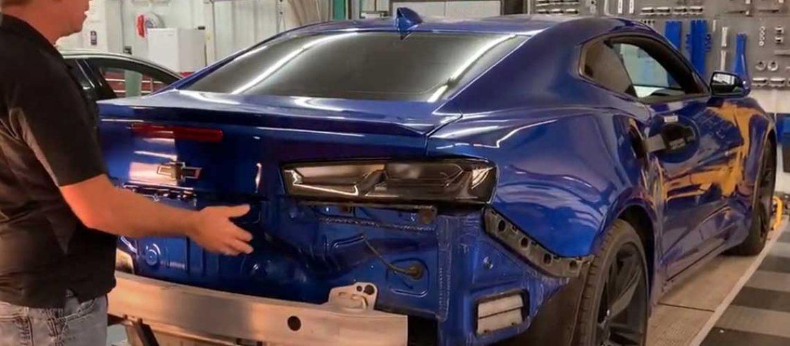Camaro Repair